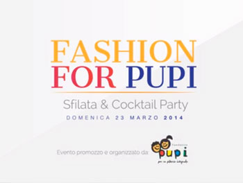 Fashion For Pupi