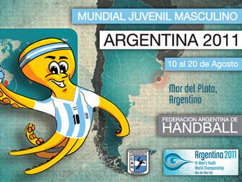 Men's youth world handball championship