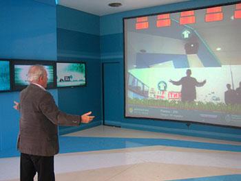 Multimedia Interactive Games